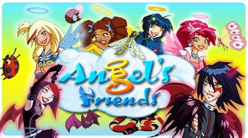 Angel's Friends - (L'alliance des anges)