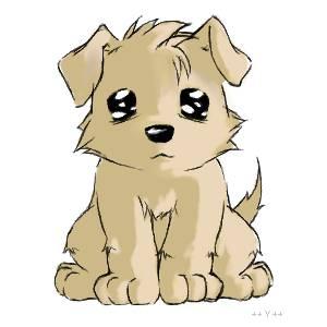 Pour les commentaires - Dessin bebe chien ...